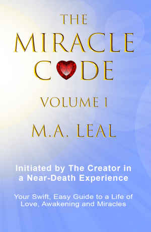The Miracle Code Book Cover
